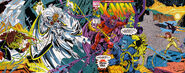 X-Men Collector's Edition.Vol 1 3 Fold-Out Cover