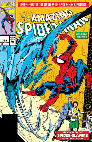 Amazing Spider-Man Vol 1 368