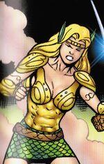 Aquaria Neptunia (Earth-22519) - Fantastic Four Annual Vol 1 2001
