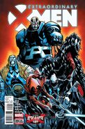 Extraordinary X-Men Vol 1 12