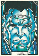 Piotr Rasputin (Earth-616) from Arthur Adams Trading Card Set 0001