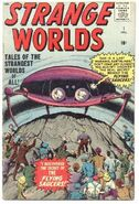 Strange Worlds Vol 1 1