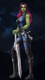 Gamora (Earth-TRN012) from Marvel Future Fight 001