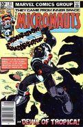 Micronauts Vol 1 33