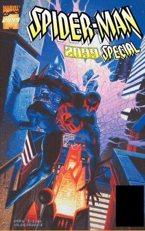 Spider-Man 2099 Special Vol 1 1