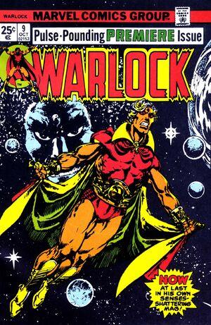 Warlock Vol 1 9