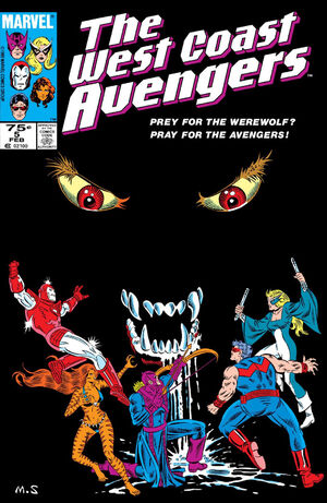 West Coast Avengers Vol 2 5