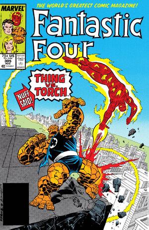 Fantastic Four Vol 1 305