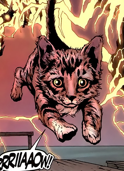 X Men Anime Characters Database : Kitten pretend mutant earth marvel database