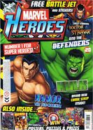 Marvel Heroes (UK) Vol 1 20
