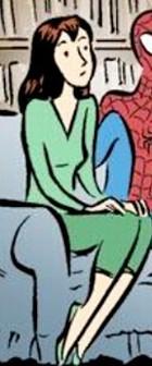 Mary Jane Watson (Earth-10112) Shame Itself Vol 1 1