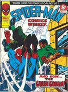 Spider-Man Comics Weekly Vol 1 129