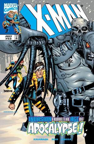 X-Man Vol 1 53