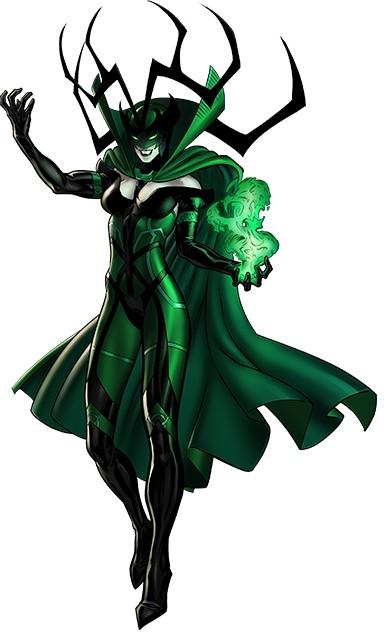 Hela Marvel
