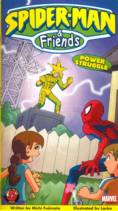 Spider Man Amp Friends Power Struggle Vol 1 1 Marvel