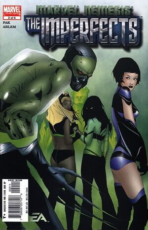 Marvel Nemesis The Imperfects Vol 1 2