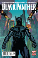 Black Panther Vol 6 1