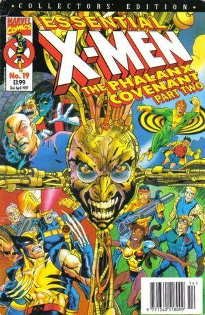 Essential X-Men Vol 1 19
