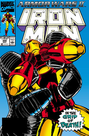 Iron Man Vol 1 258
