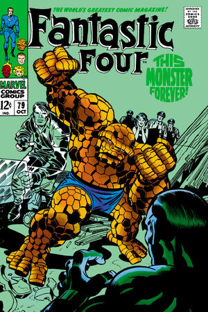 Fantastic Four Vol 1 79