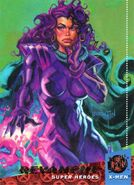 Revanche (Kwannon) (Earth-616) from 1994 Ultra X-Men (Trading Cards) 0001