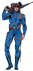 Alexander Pierce (Earth-616) from Official Handbook of the Marvel Universe Vol 3 5 0001