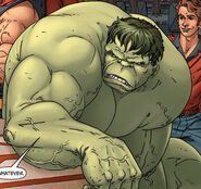 Bruce Banner (Earth-616) from Avengers Earth's Mightiest Heroes Vol 1 1 0001