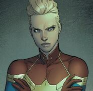 Carol Danvers (Earth-616) from Civil War II Vol 1 4 001