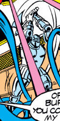 Doom-bot, Reed Richards (Earth-616) from Fantastic Four Vol 1 200
