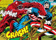 Captain America Vol 1 208 002-003
