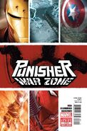 Punisher War Zone Vol 3 1