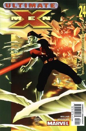 Ultimate X-Men Vol 1 24
