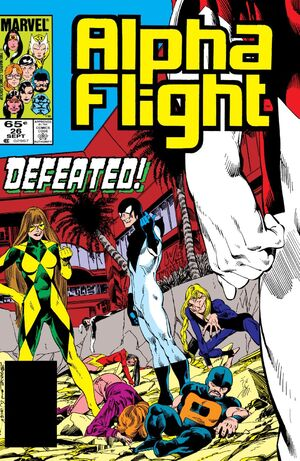 Alpha Flight Vol 1 26