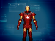 Iron Man Armor MK III (Earth-199999) from Iron Man 3 (video game) 001
