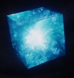 Cosmic Cube from Marvel's The Avengers 001