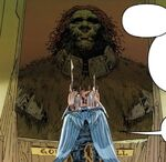 Gorsvil (Earth-616) from Uncanny X-Force Vol 1 15