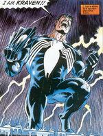 Kraven as Spider-Man