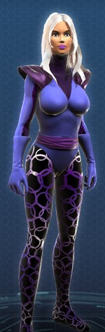 Clea (Earth-TRN258) from Marvel Heroes (video game) 001