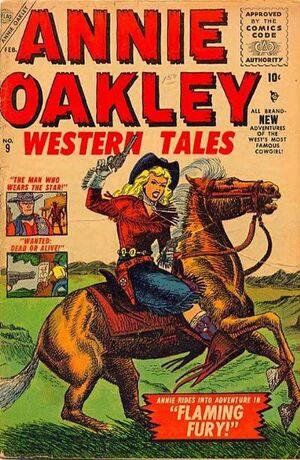 Annie Oakley Vol 1 9