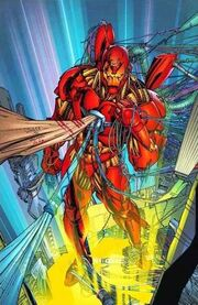 Iron Man Vol 2 1 Textless