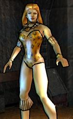 Shanna the She-Devil (X-Men Legends 2)