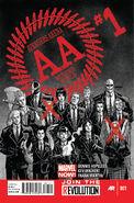 Avengers Arena Vol 1 1