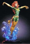 Phoenix rising - bowen statue 003