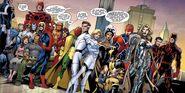 Avengers (Earth-616), New Avengers (Earth-616), Secret Avengers (Black Ops Unit) (Earth-616), Fantastic Four (Earth-616) and Maria Hill (Earth-616)