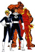 Fantastic Four (Earth-616) from Fantastic Four Vol 1 334 001