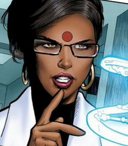 Kavita Rao (Earth-616) from Uncanny X-Men Vol 2 5 0001
