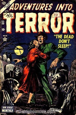 Adventures into Terror Vol 1 30