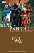 Black Panther Civil War TPB Vol 1 1