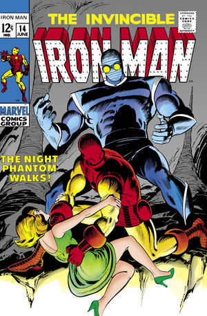 Iron Man Vol 1 14