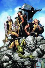 Young X-Men Vol 1 10 Textless